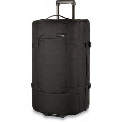 cestovní taška Dakine Split roller EQ 100L Black