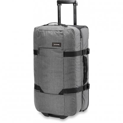 cestovní taška Dakine Split roller EQ 75L Carbon