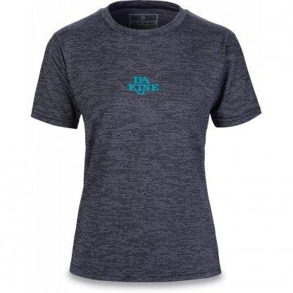 dámské tričko do vody Dakine Dauntless Loose Fit S/S Bay Black Heather