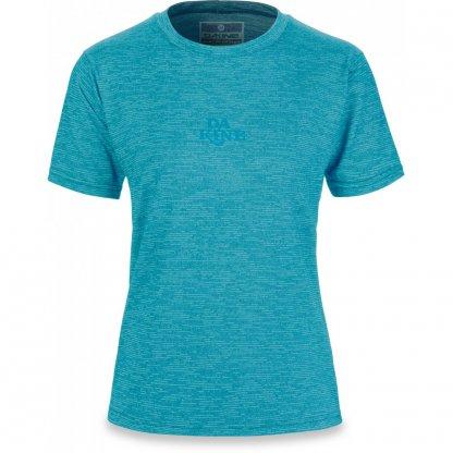 dámské tričko do vody Dakine Dauntless Loose Fit S/S Bay Island Heather