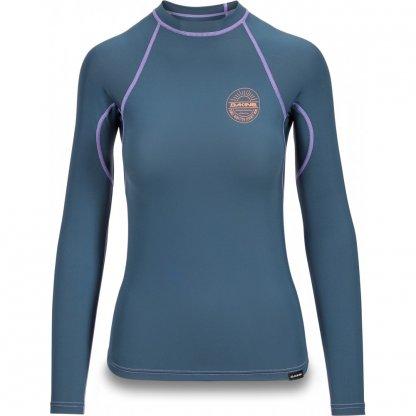 dámské tričko do vody Dakine Flow Snug Fit L/S Waimea