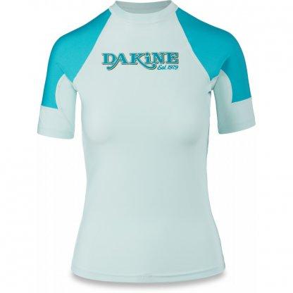 dámské tričko do vody Dakine Flow Snug Fit S/S Bay Islands