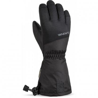 dětské rukavice Dakine Kids Rover Black