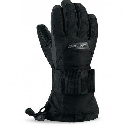 dětské rukavice Dakine Wristguard Jr. Glove Black