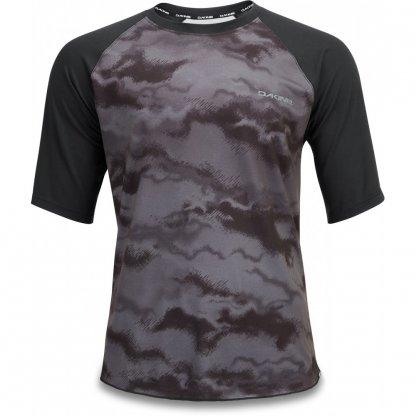 dres Dakine Dropout Jersey S/S Black / Dark Ashcroft Camo
