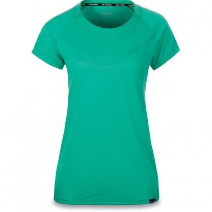 dres Dakine Faye Jersey krátký rukáv Aqua Green