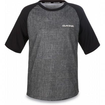 dres Dakine Kids Dropout Jersey krátký rukáv Carbon / Black