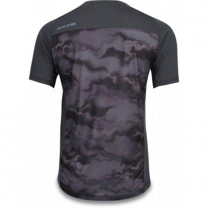 dres Dakine Syncline Jersey S/S Black / Dark Ashcroft Camo