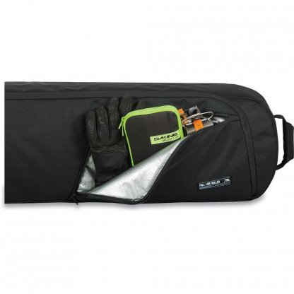 obal na lyže Dakine Fall Line Ski Roller Bag 175cm Green Lily