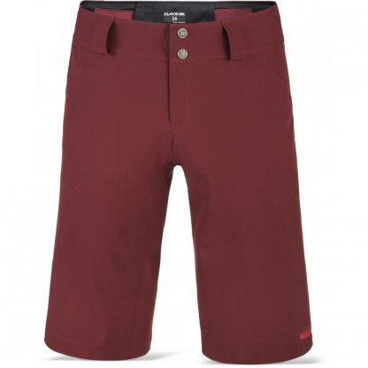 kalhoty Dakine Cadence Short Garnet