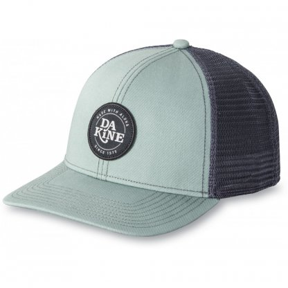 kšiltovka Dakine Circle Crest Trucker Coastal Green / Charcoal