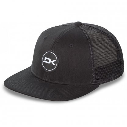 kšiltovka Dakine Team Player Ballcap Black