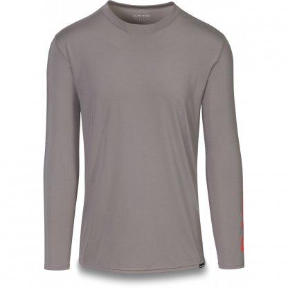 pánské tričko do vody Dakine Heavy Duty Loose Fit L/S Carbon