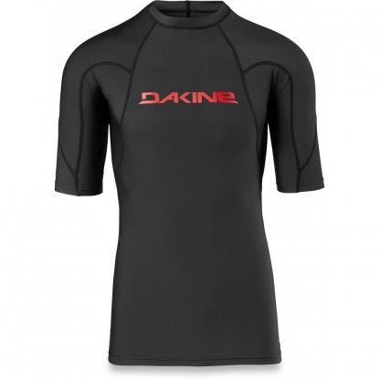pánské tričko do vody Dakine Heavy Duty Snug Fit SS Black