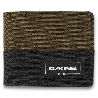 peněženka Dakine Payback Dark Olive