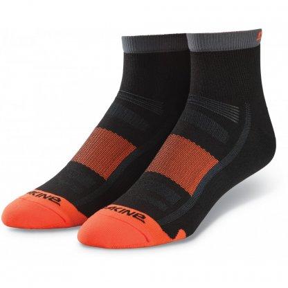 ponožky Dakine Singletrack Black / Orange