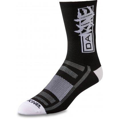 ponožky Dakine Singletrack Crew B / W Vandal