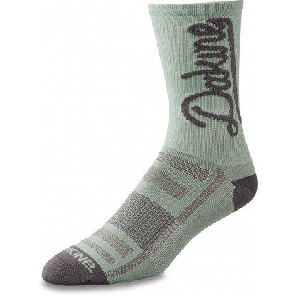 ponožky Dakine Singletrack Crew Desert Sage