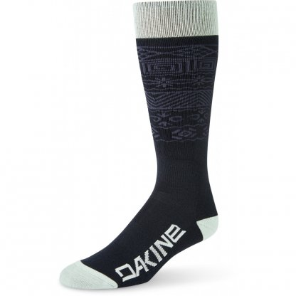 ponožky Dakine Womens Freeride Green Lily/Hoxton