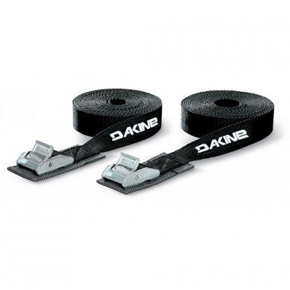 popruhy Dakine Tie Down Straps 12' Black