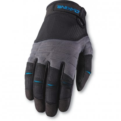 rukavice Dakine Full Finger Sailing Gloves Black