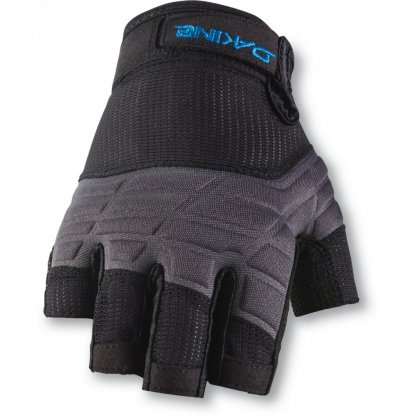 rukavice Dakine Half Finger Sailing Gloves Black