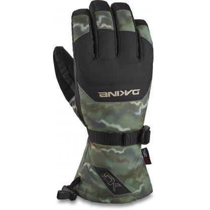 rukavice Dakine Scout Olive Ashcroft Camo / Black