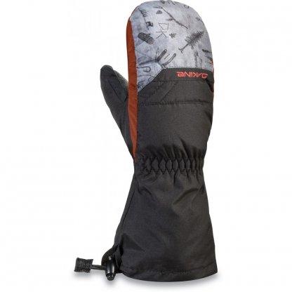rukavice Dakine Yukon Mitt Northwoods