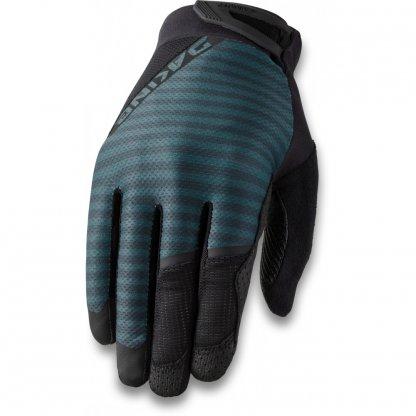 rukavice na kolo Dakine Boundary Slate Blue Stripe