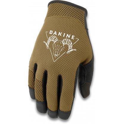 rukavice na kolo Dakine Covert Dark Olive