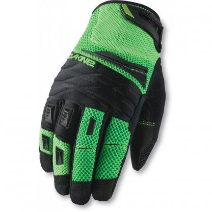 rukavice na kolo Dakine Cross X Summer Green