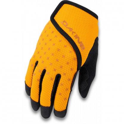 rukavice na kolo Dakine Kids Prodigy Golden Glow