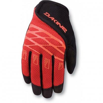 rukavice na kolo Dakine Kids Prodigy Red Rock