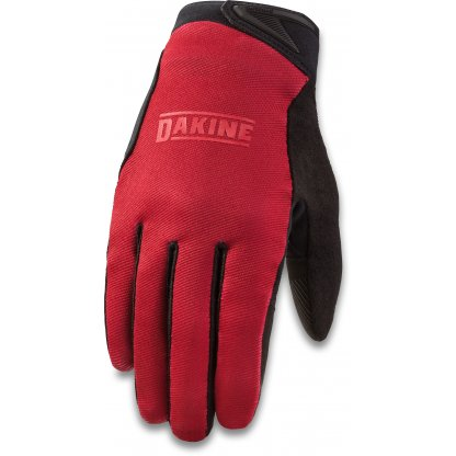 rukavice na kolo Dakine Syncline Deep Red