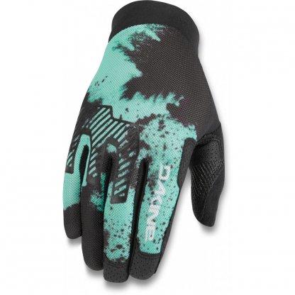 rukavice na kolo Dakine Vectra Electric Mint