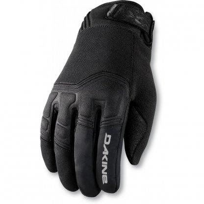 rukavice na kolo Dakine White Knuckle Black