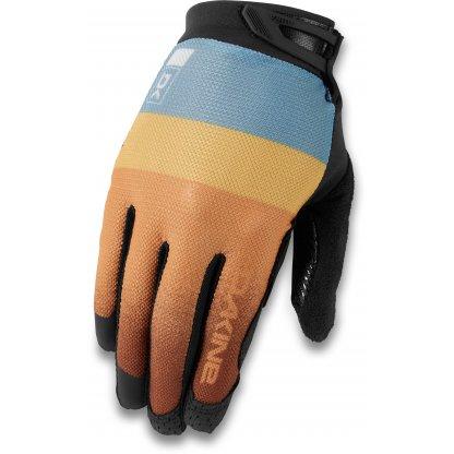 rukavice na kolo Dakine Womens Aura Desert Sun
