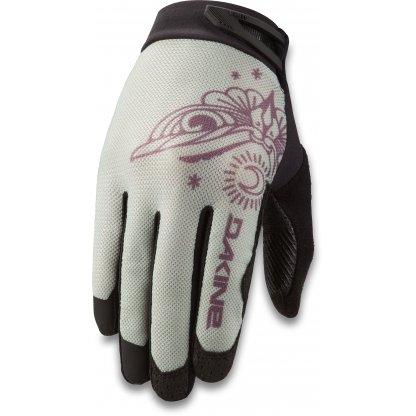 rukavice na kolo Dakine Womens Aura Sage Moth