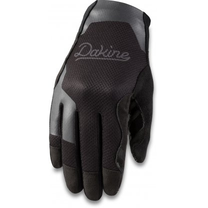 dámské rukavice na kolo Dakine Womens Covert Black