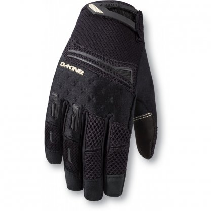 rukavice na kolo Dakine Womens Cross X Black