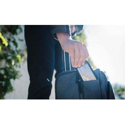 cestovní taška Dakine Status Roller 42L + Black