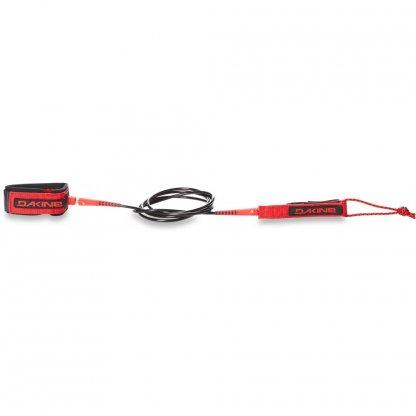 """surf leash Procomp 6'x3/16"""" Racing Red"""