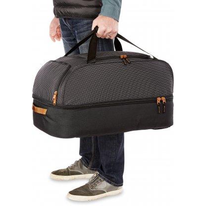 taška Dakine Boot Locker DLX 70L Black