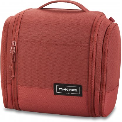 toaletní taška Dakine Daybreak Travel Kit L Dark Rose