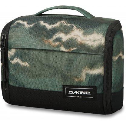 toaletní taška Dakine Daybreak Travel Kit M Olive Ashcroft Camo