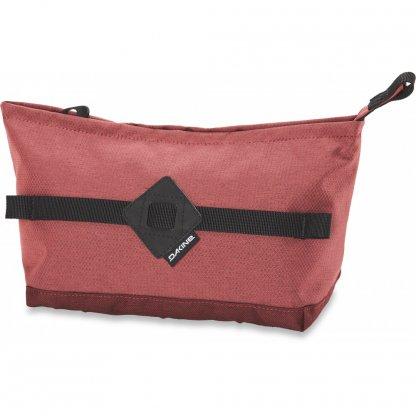 toaletní taška Dakine Dopp Kit LG Burnt Rose