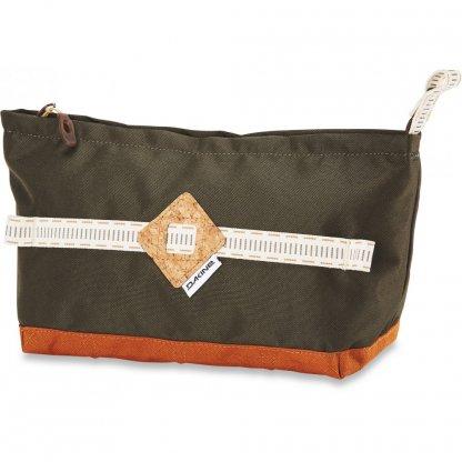 toaletní taška Dakine Dopp Kit LG Timber