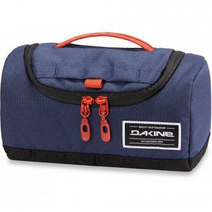 toaletní taška Dakine Revival Kit M Dark Navy