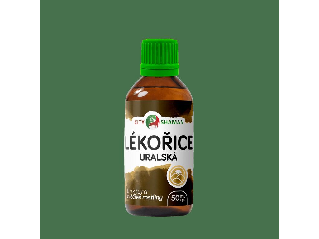 Lékořice Tinktura 50 ml