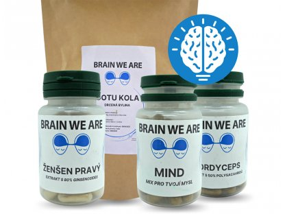 Balíček Brain We Are